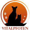 Vitalpfoten Nahrungsergänzung Haustiere Tiere Pferde Hunde Katzen Futtermittel Futterergänzung Curcuma MSM Probiotika Curcumin Kurkuma