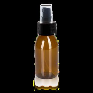 Sprühflasche medizinglas braune flasche